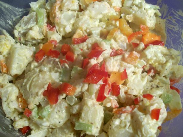 Delicious Potato Salad