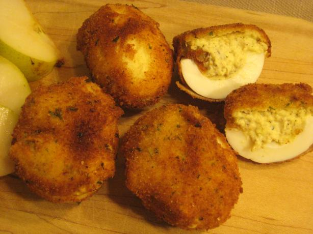 Stuffed Eggs
