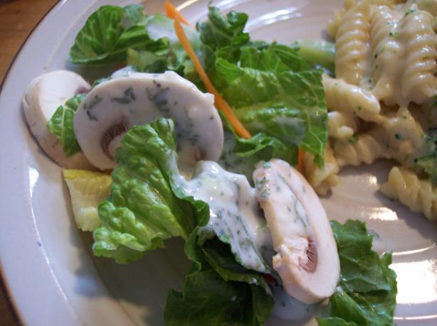 Marra's Light Citrus Buttermilk Salad Dressing