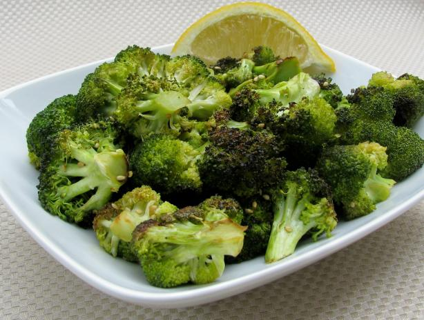 Summer Fresh Sesame Broccoli from Martha Stewart