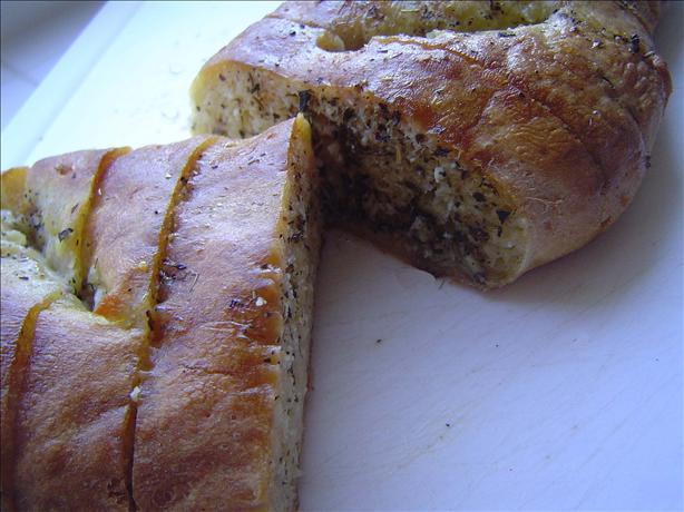 BBQ'd Garlic Bread