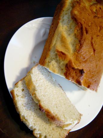 Brown Rice Bread: Gluten Free