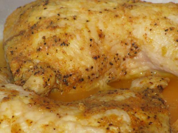 Lemon Pepper Butter Chicken