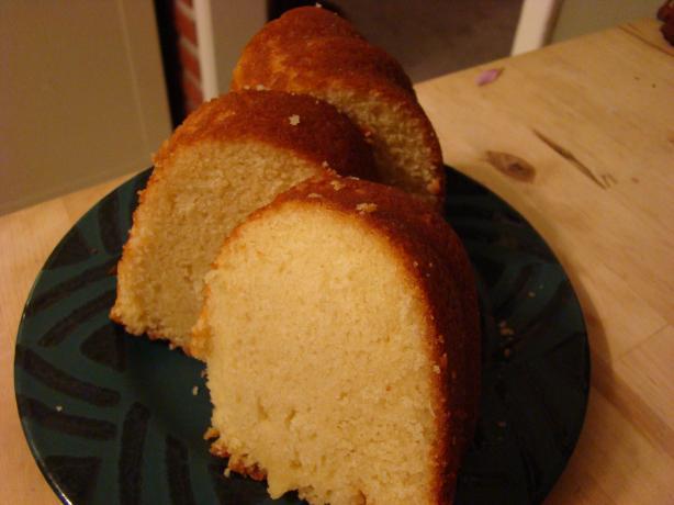Moosewood Pound Cake