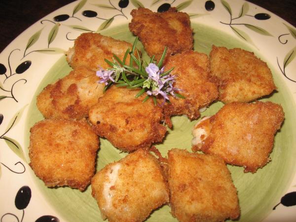 Fried Gorgonzola Bites