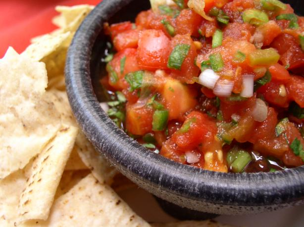 Rotel Salsa