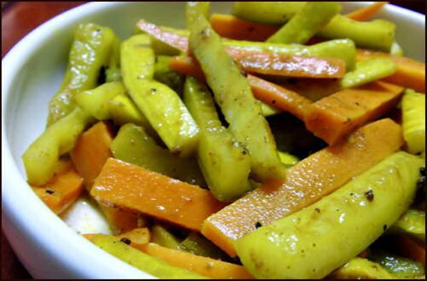 Spicy Cucumber Pickles (Acar Timun)