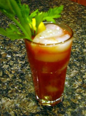 Mesa Grill's Spicy Bloody Mary
