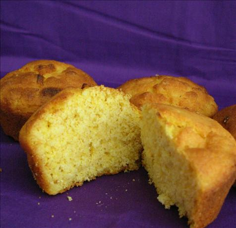 Savory Corn Muffins