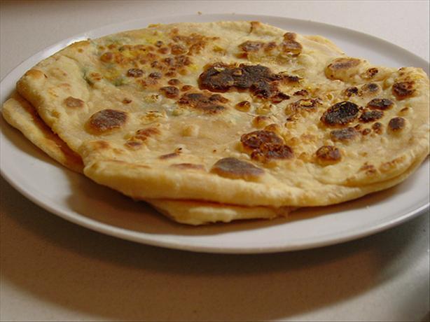 Daikon Radish Stuffed Flatbread/Mooli Paratha