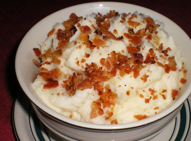 Ridiculously Good Toasted Onion Mashed Potatoes
