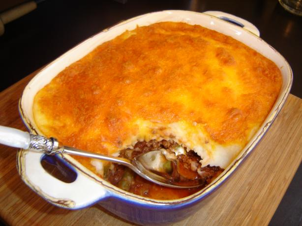 Shepherd's Pie (The Real Thing!)