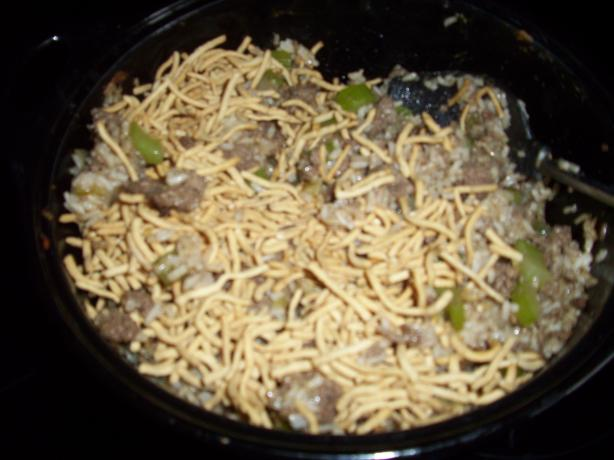 Chow Mein Hot Dish I