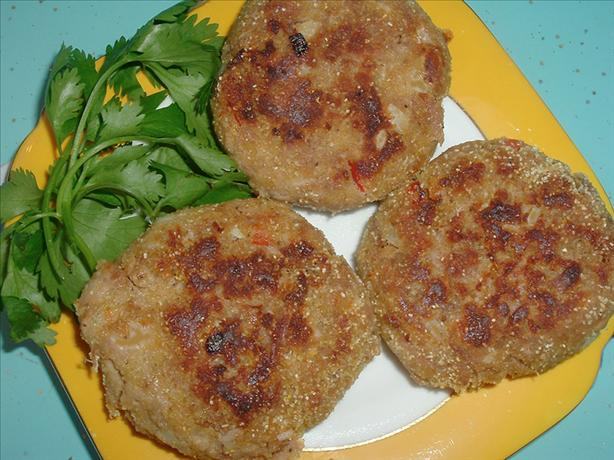 Spicy Tuna Cakes