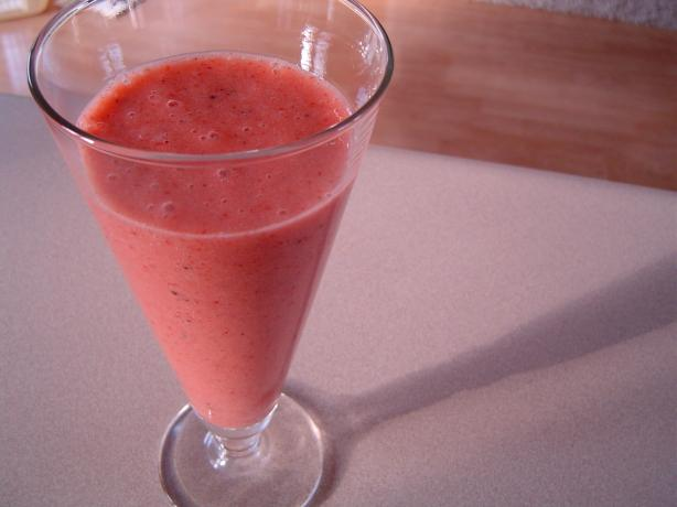 Yummy Starburst Smoothie!