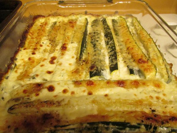 Heavenly Zucchini Bake