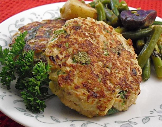 So Easy Salmon Patties