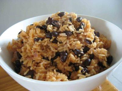 Lone Star Spanish Rice