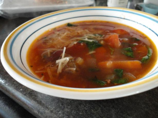 Bush's Red, White and Bean Minestrone