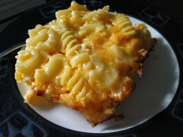 Macaroni and Cheese Like Hoggys