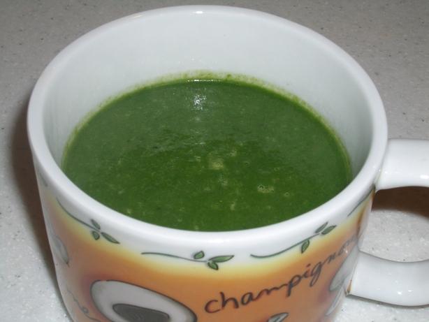 Chez Panisse Spinach Soup