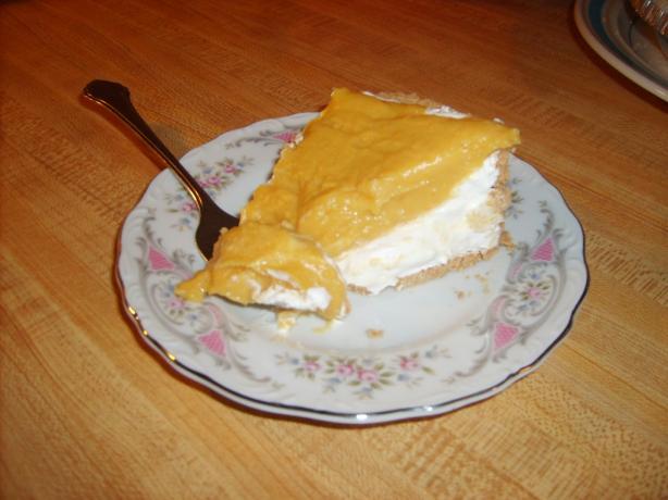 Two-Layer Pumpkin Pie