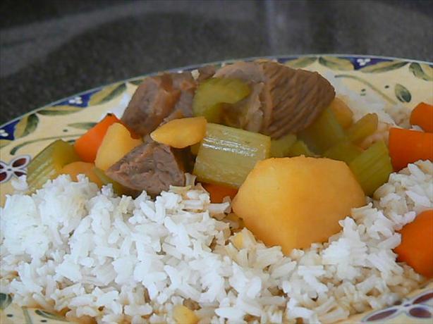 Puerto Rican Beef Stew (Carne Guisada)