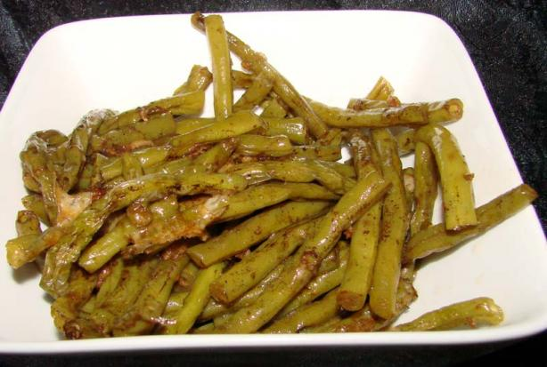 Balsamic Green Beans