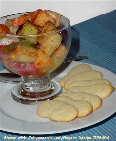 Fruit With Lime and Chiles