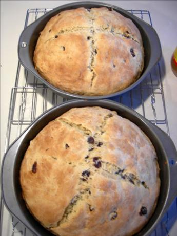 Ellie Mae's Not-So-Irish Soda Bread