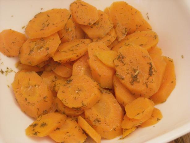 Herbed Carrots