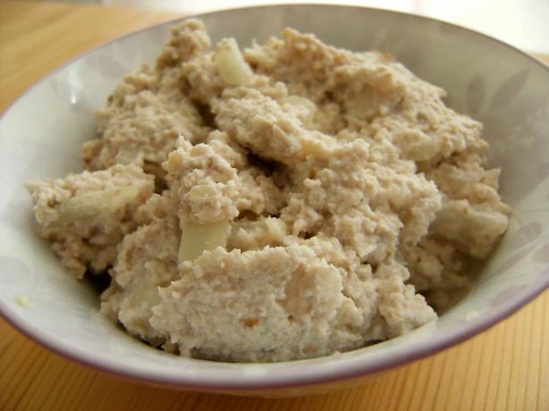 Onion Dip (Raw Vegan)