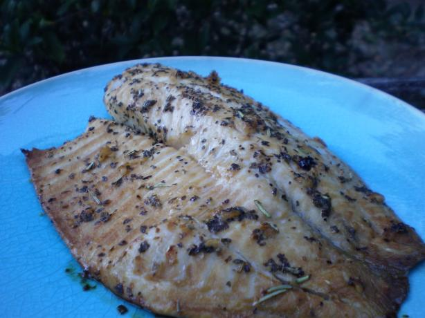 Marmie's Marinade for Fish