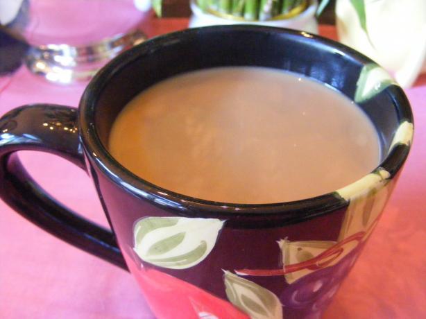 Simple Chocolate Iced Coffee