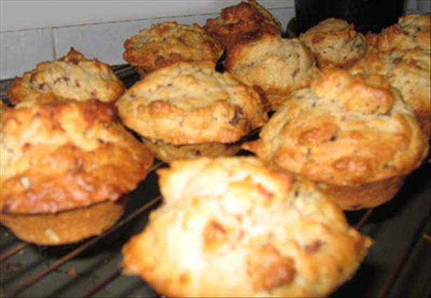Citrus Poppy Seed Mini Muffins