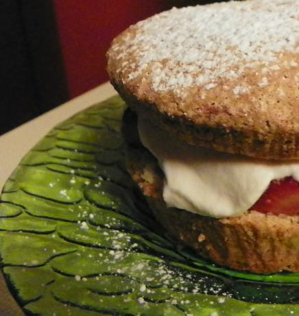 Dessert Cake Namur (Gateau Namurois)