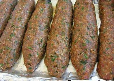 Kofte - Turkish Meatballs