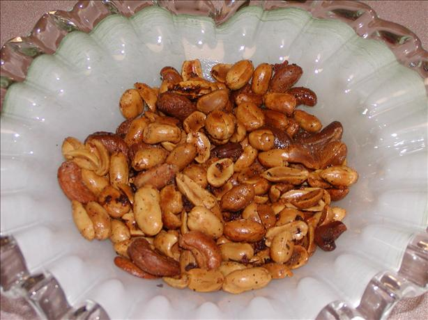 Chili Roasted Peanuts