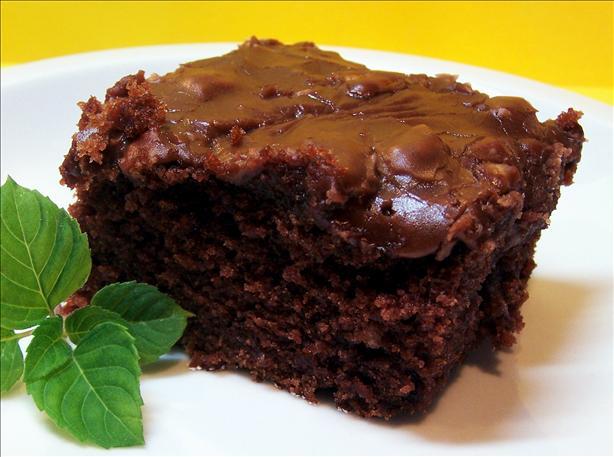 Mrs. Moore's Chocolate Cake