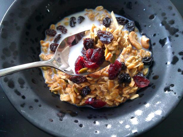 Healthy Living Granola