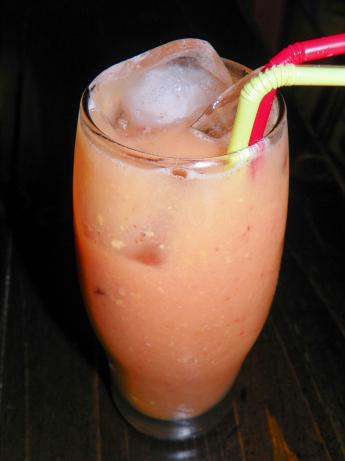 Strawberry Mango Limonata
