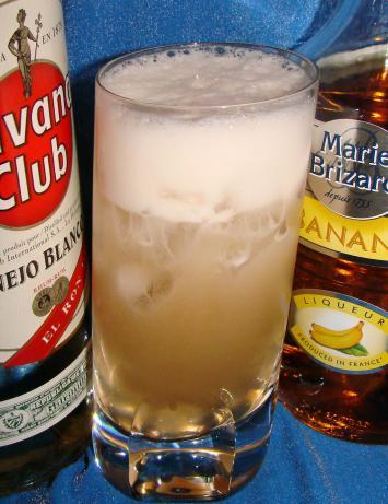 Rum Rebellion Cocktail