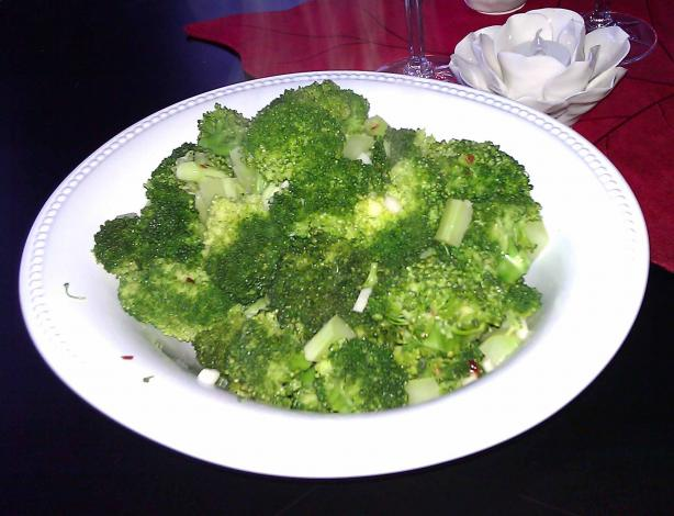 Dr. Andrew Weil's Broccoli