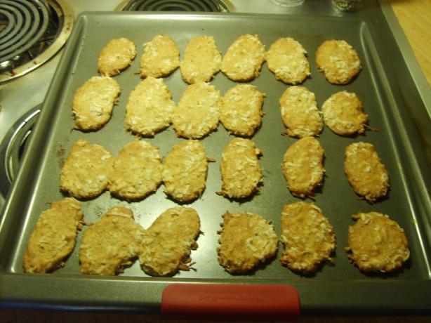 Loaded Coconut Pecan Cookies