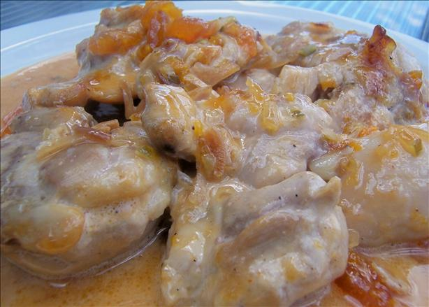 Polynesian Chicken (4 Ingredients)