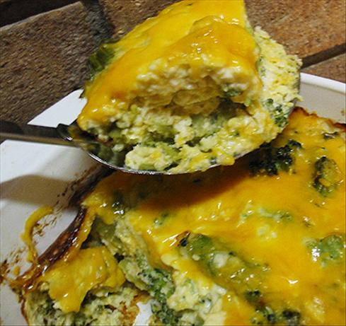 Broccoli- Cheese Casserole