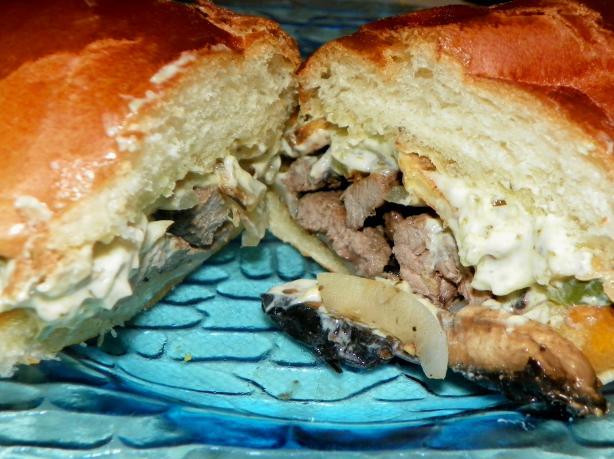All American Steak Sandwich