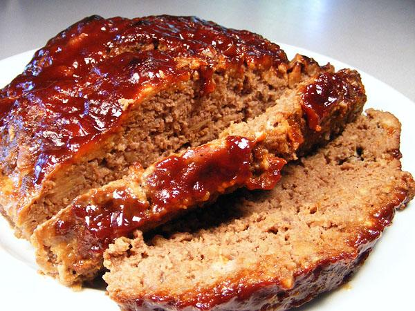 Easy Tasty Meatloaf