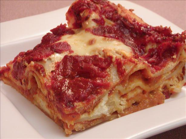Acorn Squash Lasagna