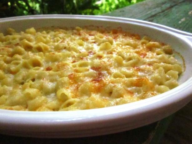 Macaroni and Cheese, Rich and Creamy